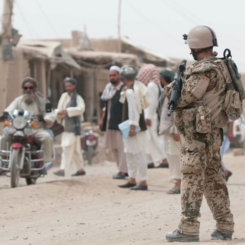 Afghanistan warzone Square