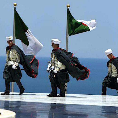 Algerian War Square