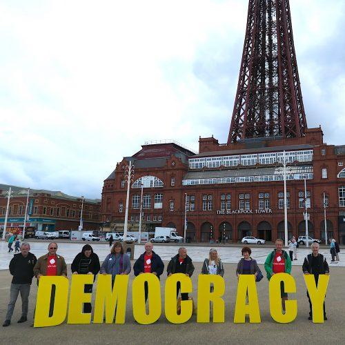 Blackpool Democracy Square