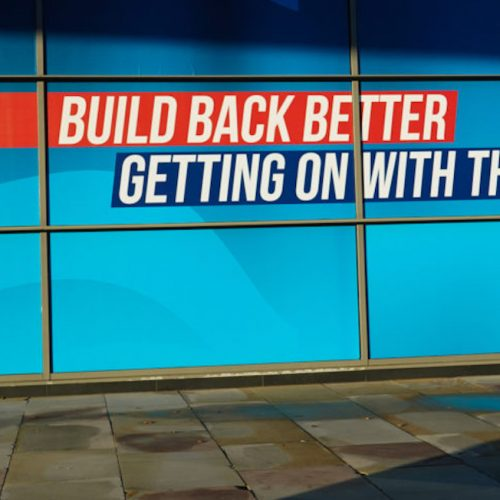Build Back Better Square