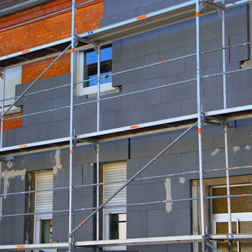 Building site Square