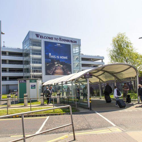 Edinburgh Airport Square