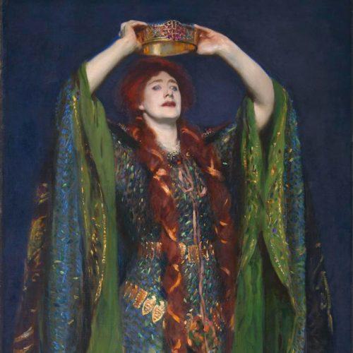 Lady Macbeth (Sargent) Square