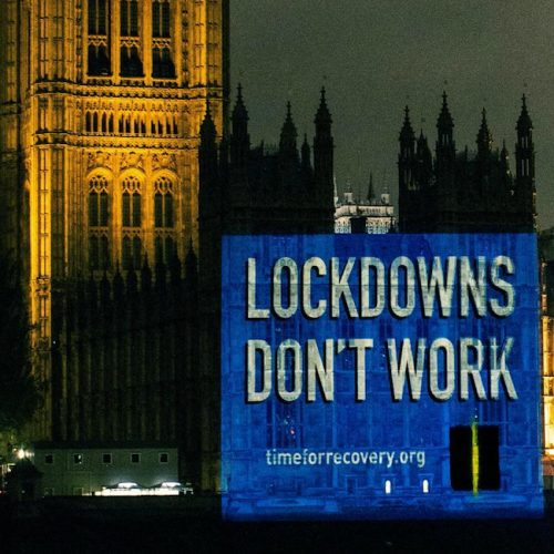 Lockdowns don't work Square TS