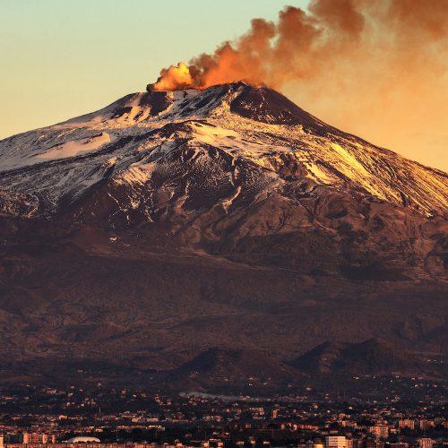 Mount Etna Square