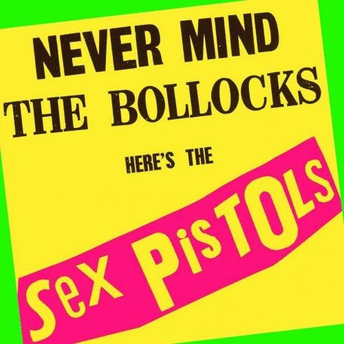 Never mind the bolloks