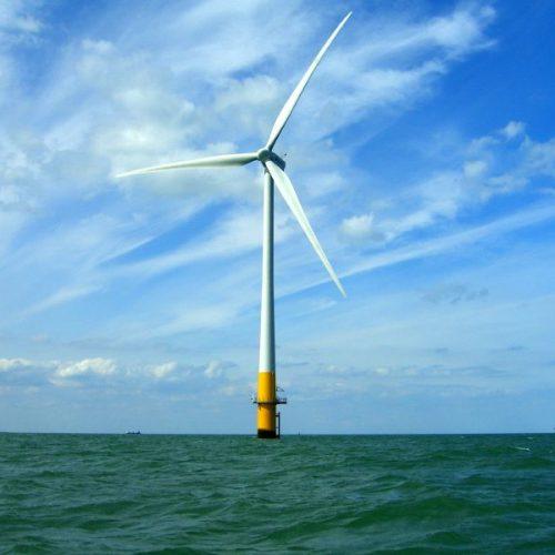 Offshore wind turbine Square
