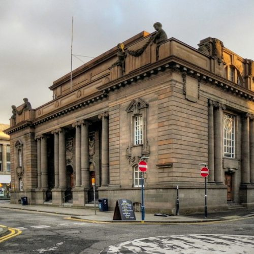 Perth City Hall 2