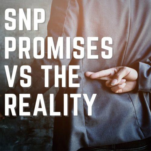 SNP broken promises Square