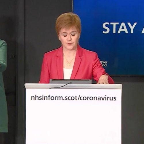 Sturgeon press conference Square (2)