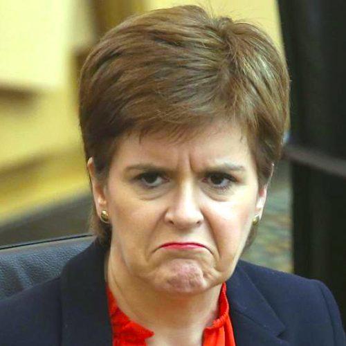 Unhappy Sturgeon
